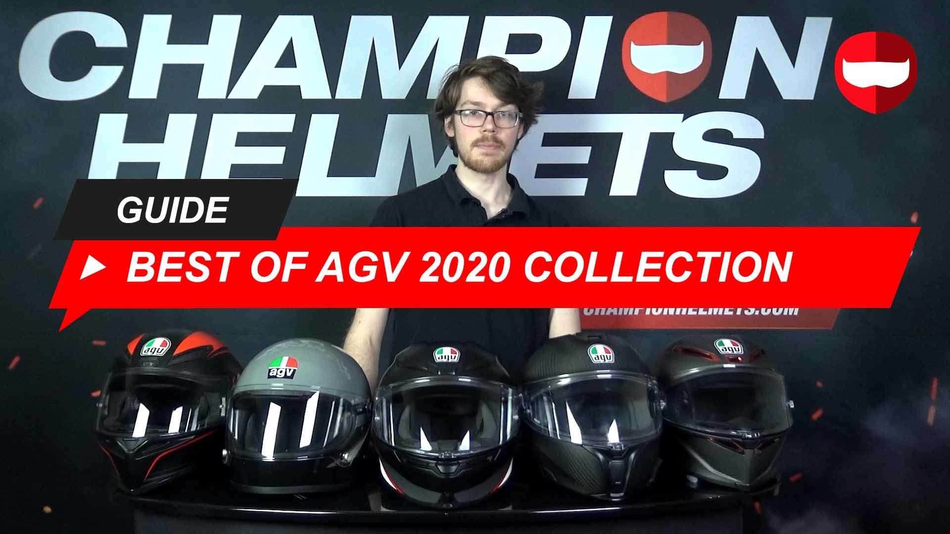 Best of AGV 2020 Collection Road Tested + Video