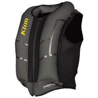 Klim Ai-1 Airbag Black Vest? Free Shipping!