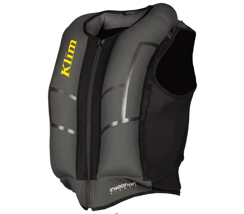 Klim Ai-1 Airbag Zwart Vest kopen? Gratis Verzending & Retour!