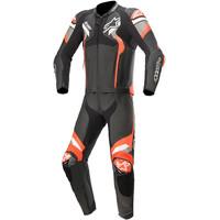 Buy Alpinestars ATEM V4 2Piece Suit Black Red? Free Shipping!