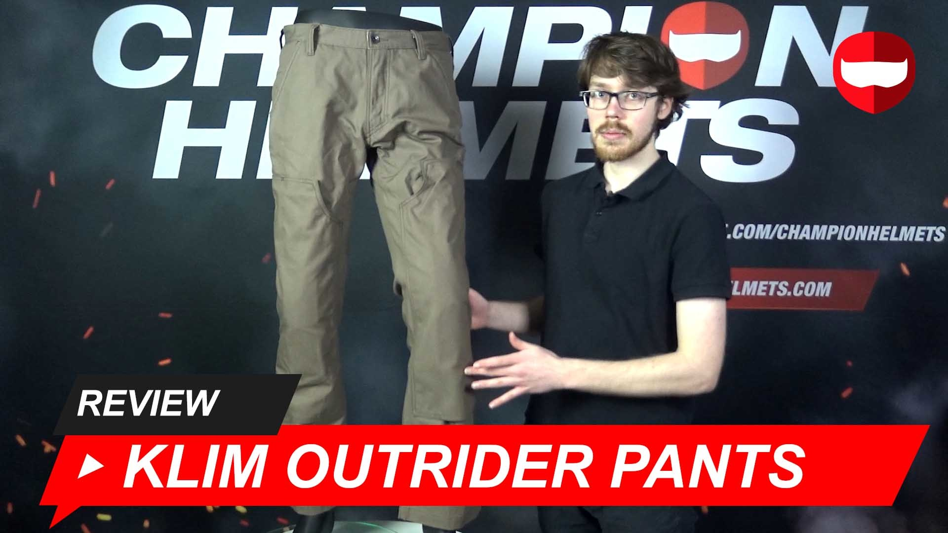 Klim Outrider Pants Review + Video