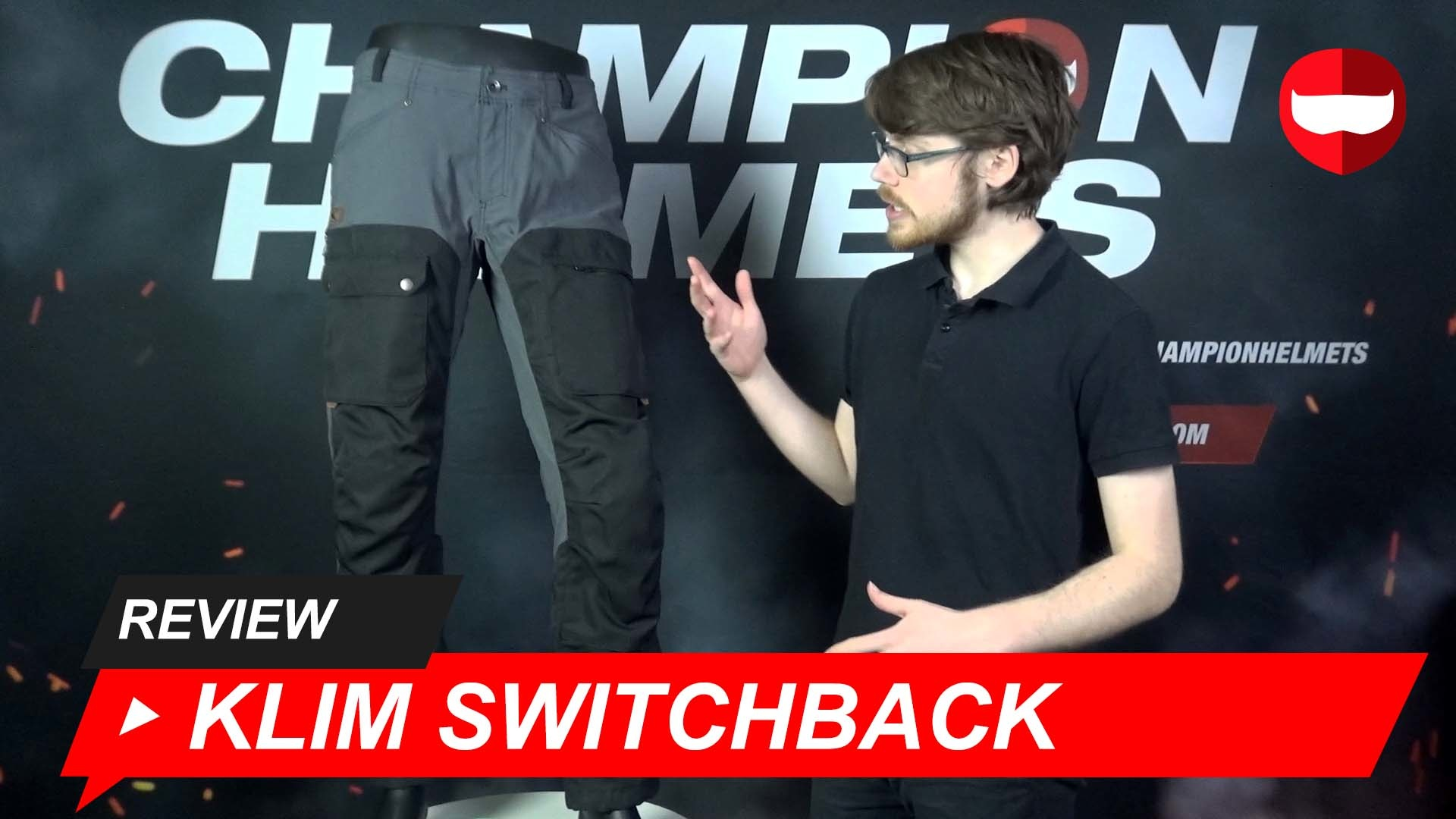 Klim Switchback Cargo Pants Review + Video