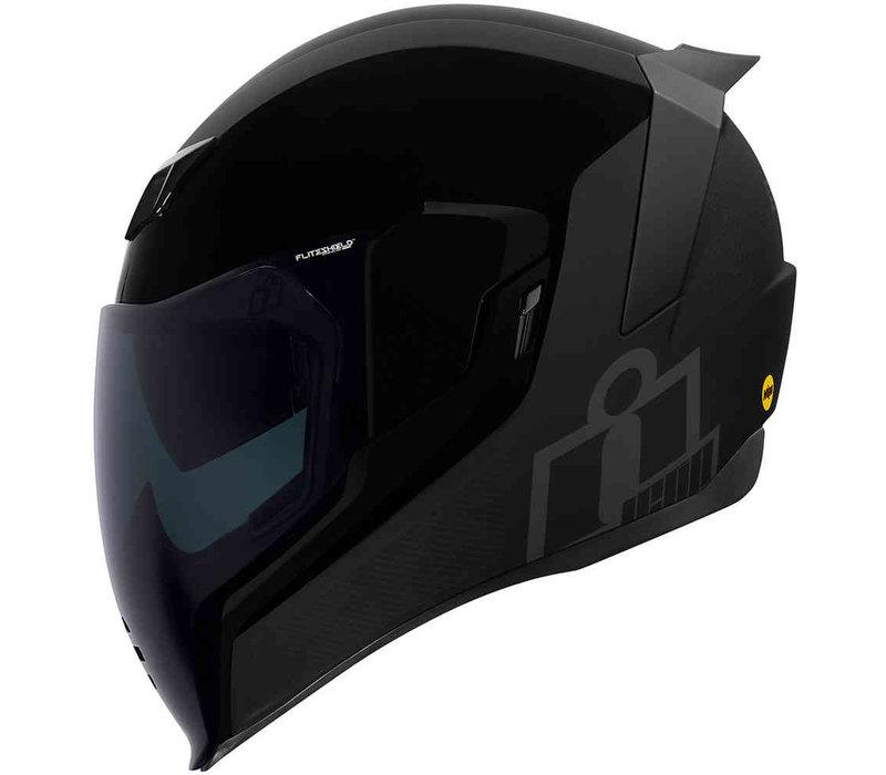 ICON Airflite MIPS Stealth Helm Kopen? + 50% korting op een Extra Vizier!