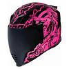 ICON ICON Airflite Pleasuredome Redux Roze Helm Kopen? + 50% korting op een Extra Vizier!