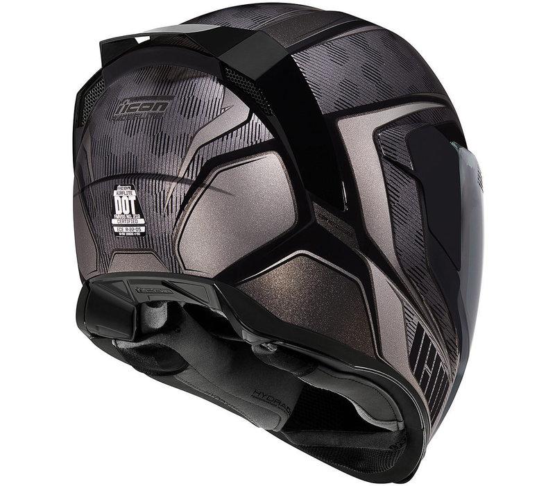 Buy Icon Airflite Raceflite Black Helmet? + 50% discount Extra Visor!