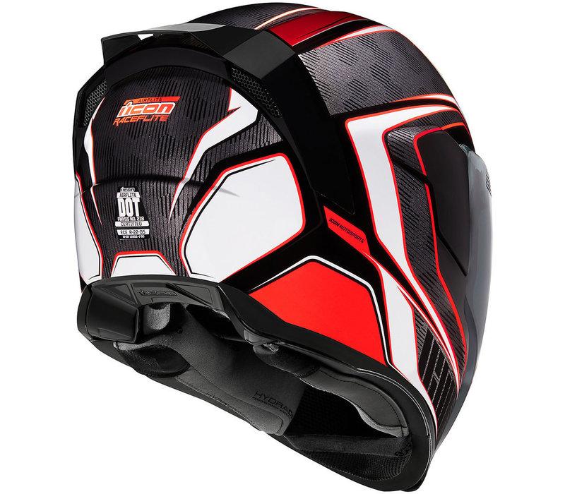 Buy Icon Airflite Raceflite Red Helmet? + 50% discount Extra Visor!