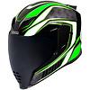 ICON Icon Airflite Raceflite Groene helm Kopen? + 50% korting op een Extra Vizier!