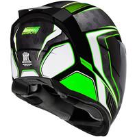 Icon Airflite Raceflite Groene helm Kopen? + 50% korting op een Extra Vizier!