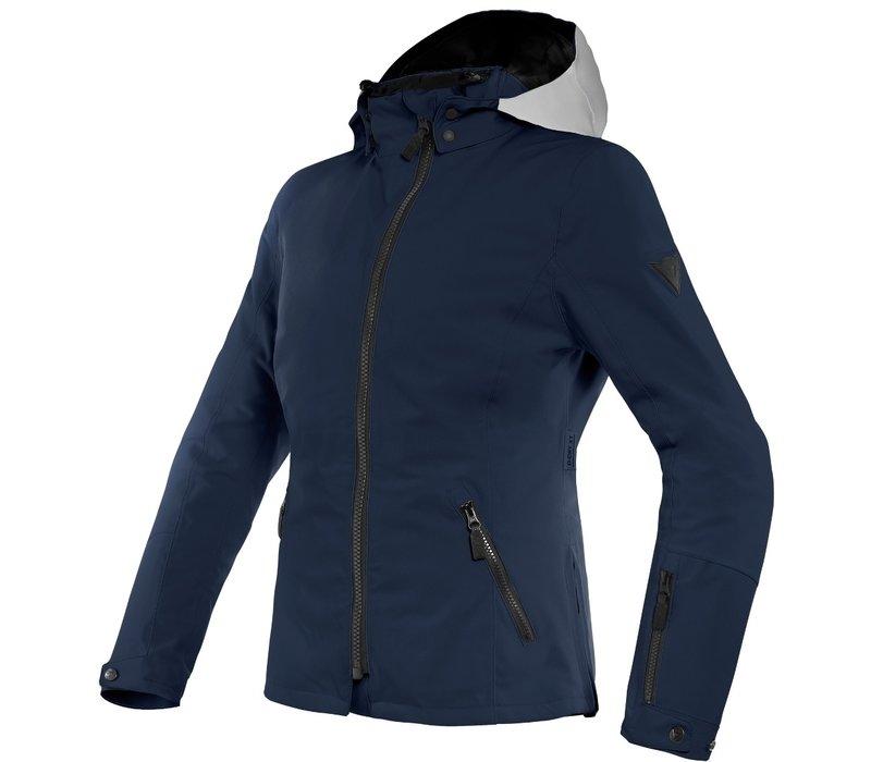 Buy Dainese Mayfair D-Dry Ladies Jacket Black Grey ?