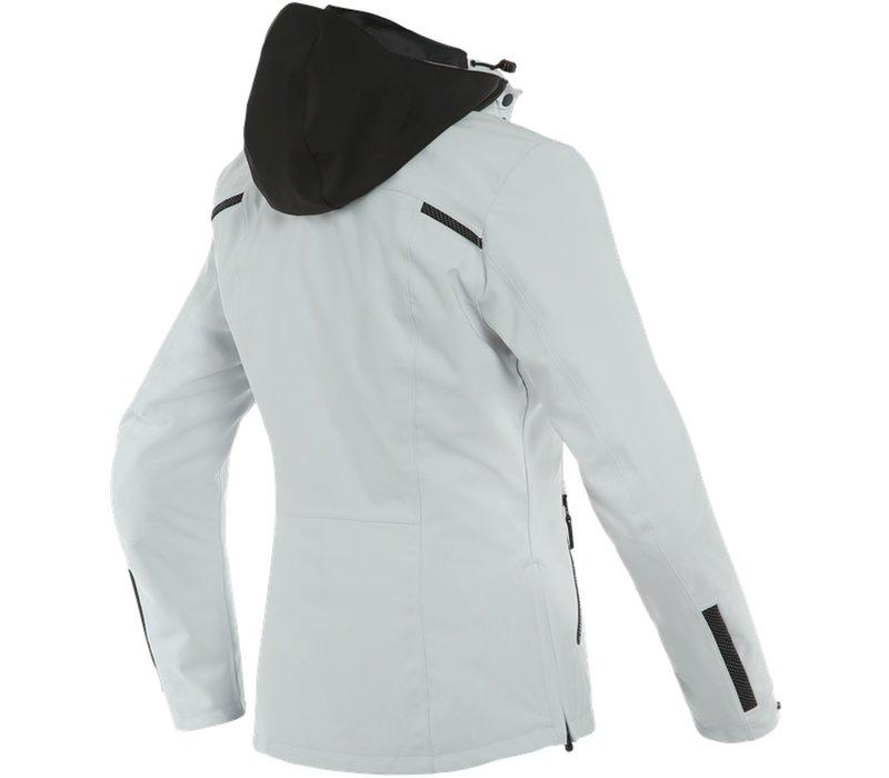 Buy Dainese Mayfair D-Dry Ladies Jacket Grey ?