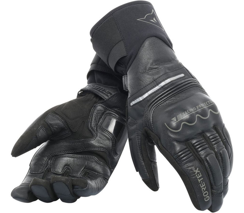 Buy Dainese Universe Gore-Tex Gloves Black? Free Shipping!