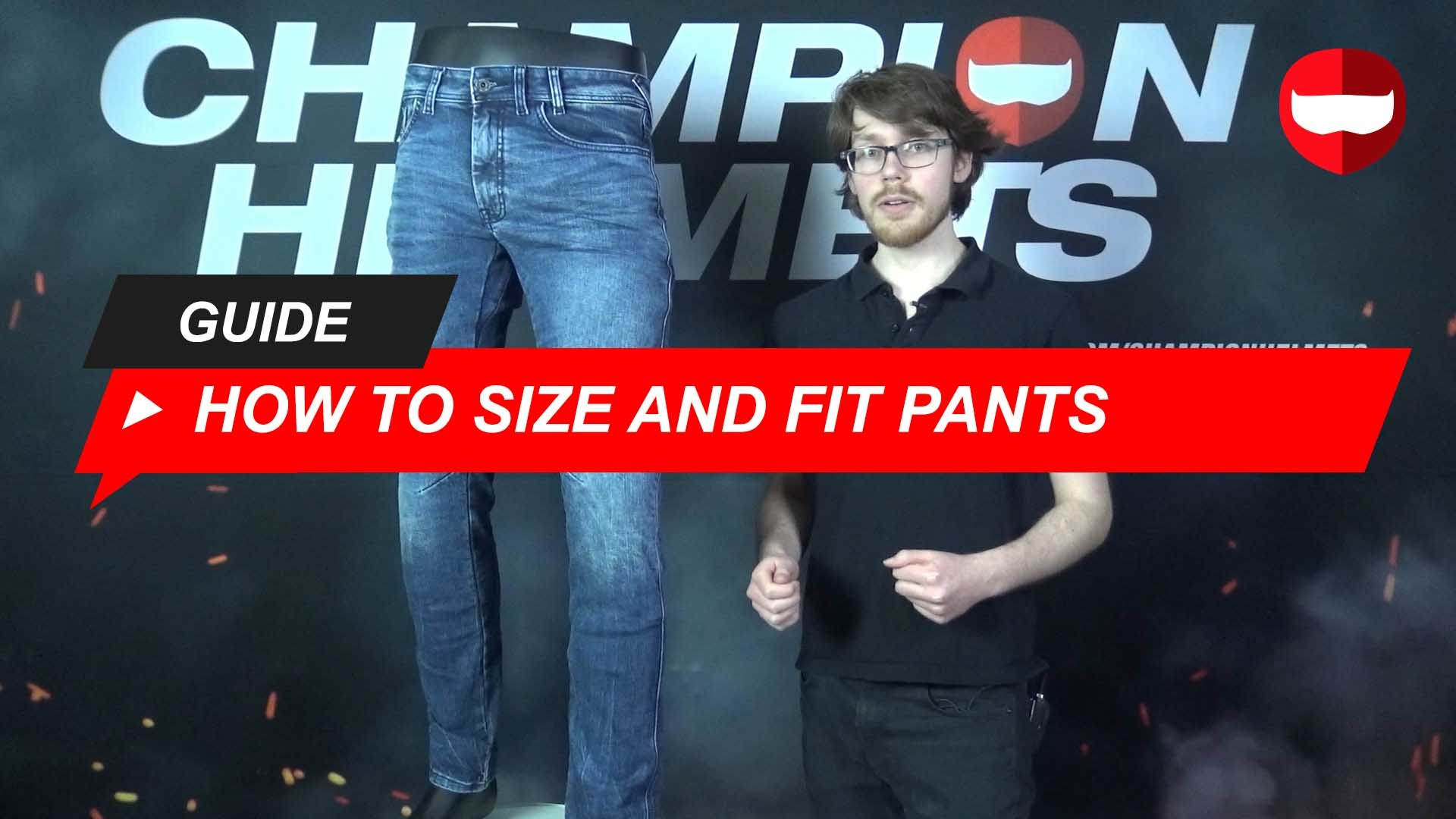 How to Size and Fit Motorcycle Pants + Video