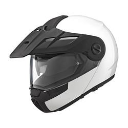 Schuberth Schuberth E1 Adventure Witte Helm kopen? Gratis Verzending & Retour!