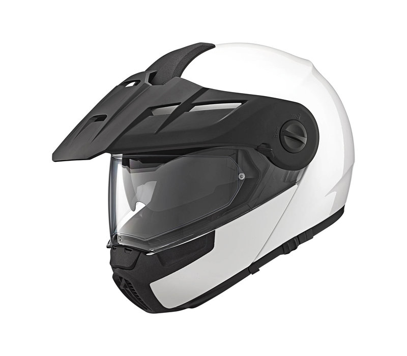 Buy Schuberth E1 Adventure White Helmet? Free Shipping!