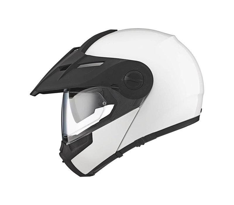 Schuberth E1 Adventure Witte Helm kopen? Gratis Verzending & Retour!