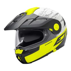 Schuberth Buy Schuberth E1 Crossfire Yellow Helmet? Free Shipping!