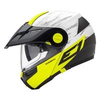 Buy Schuberth E1 Crossfire Yellow Helmet? Free Shipping!