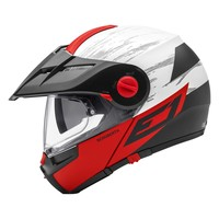 Schuberth E1 Crossfire Rode Helm kopen? Gratis Verzending & Retour!