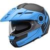 Schuberth Schuberth E1 Rediant Zwart Blauwe Helm kopen? Gratis Verzending & Retour!