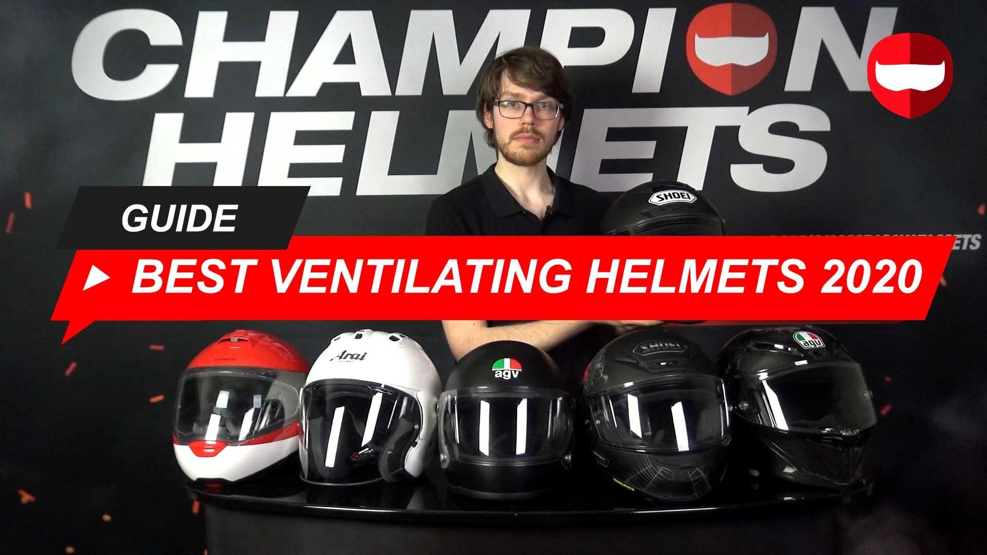 Best Ventilating Helmets 2020 + Video