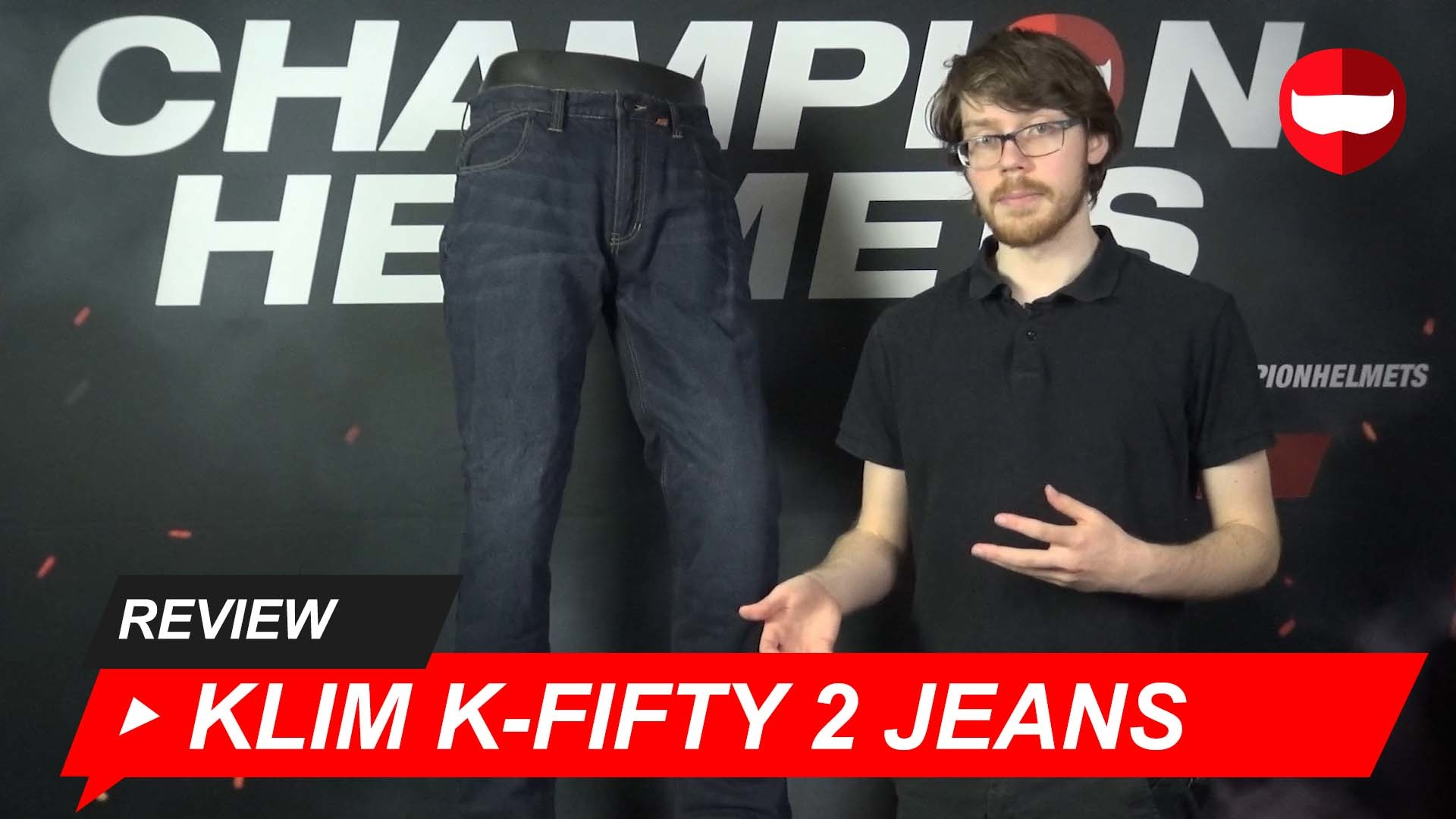 Klim K-Fifty 2 Jeans Review + Video