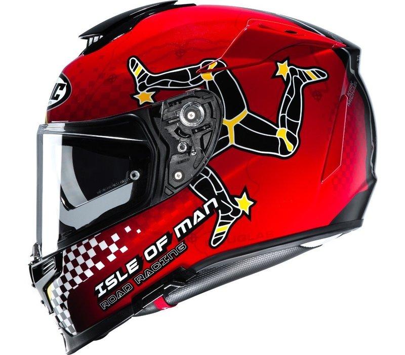 HJC RPHA 70 Isle Of Man MC1 Helm kopen? Gratis Verzending & Retour!