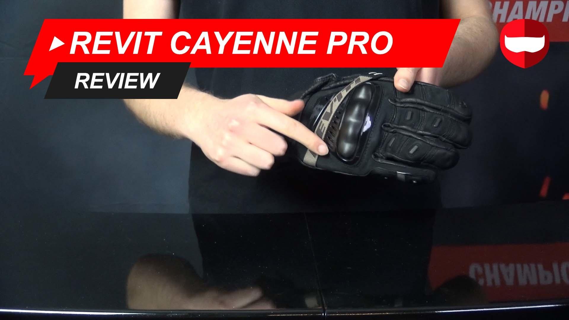 Revit Cayenne Pro Glove Review + Video