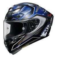 Shoei X-Spirit III Aerodyne TC-2 Helmet + Free Additional Visor!