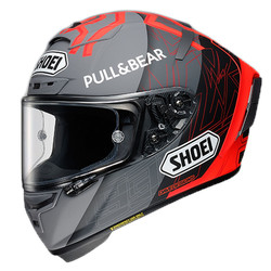 Shoei Shoei X-Spirit III Marquez Black Concept 2.0 TC-1 Helmet + Free Additional Visor!
