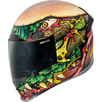 ICON Airframe Pro Fastfood Helm Kopen? + 50% korting op een Extra Vizier!