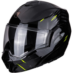 Scorpion Scorpion Exo-Tech Pulse Zwarte helm Kopen? + Gratis Verzending & Retour!