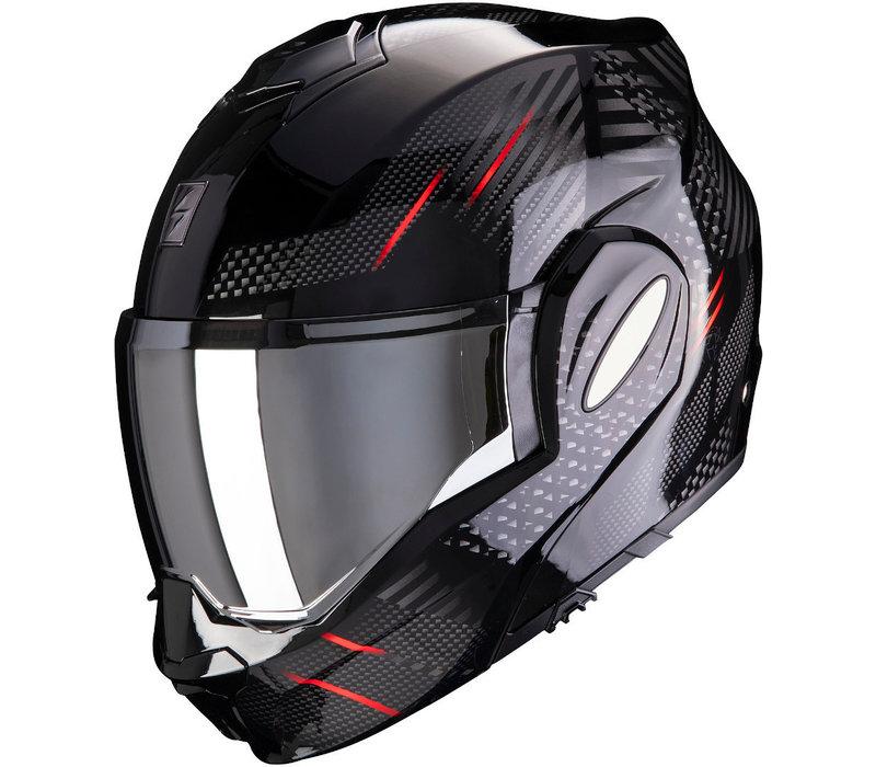 Scorpion Exo-Tech Pulse Rode helm Kopen? + Gratis Verzending & Retour!