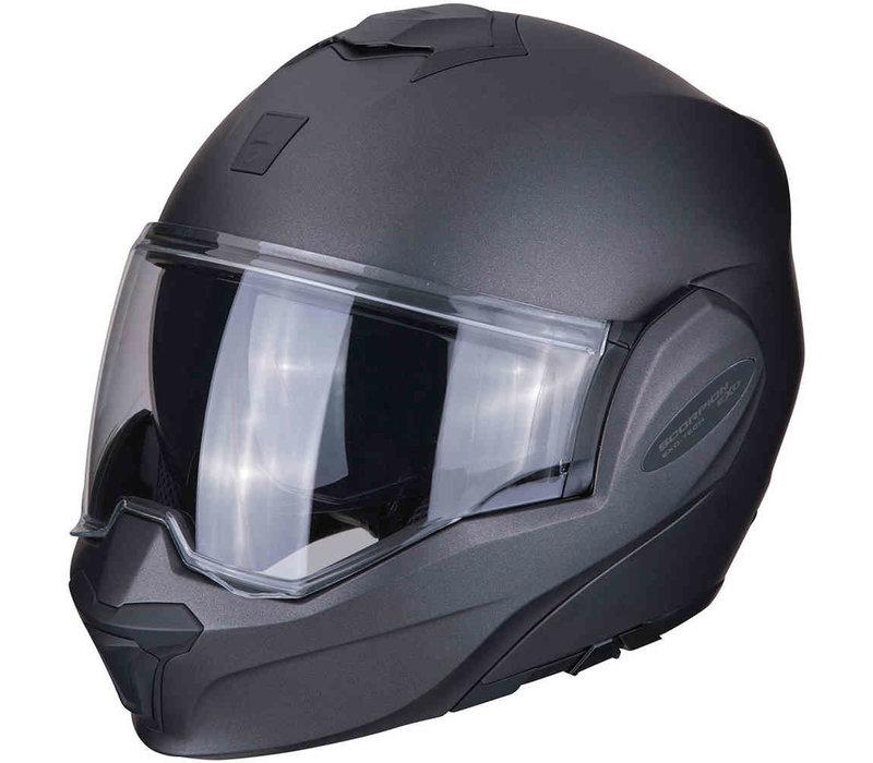Buy Scorpion Exo-Tech Solid Matt Anthracite Helmet? + Free Shipping!