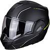 Scorpion Buy Scorpion Exo-Tech Time-Off Matt Black-Neon Yellow Helmet? + Free Shipping!