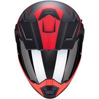 Buy Scorpion ADX-1 Tucson Cement Matt Grey Red Helmet + Free Shipping!