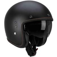 Buy Scorpion Belfast Solid Matt Black Helmet + Free Shipping!