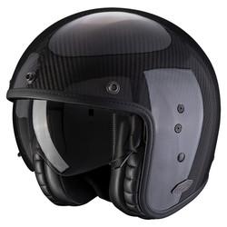 Scorpion Scorpion Belfast Carbon Zwart Helm kopen + Gratis Verzending & Retour!