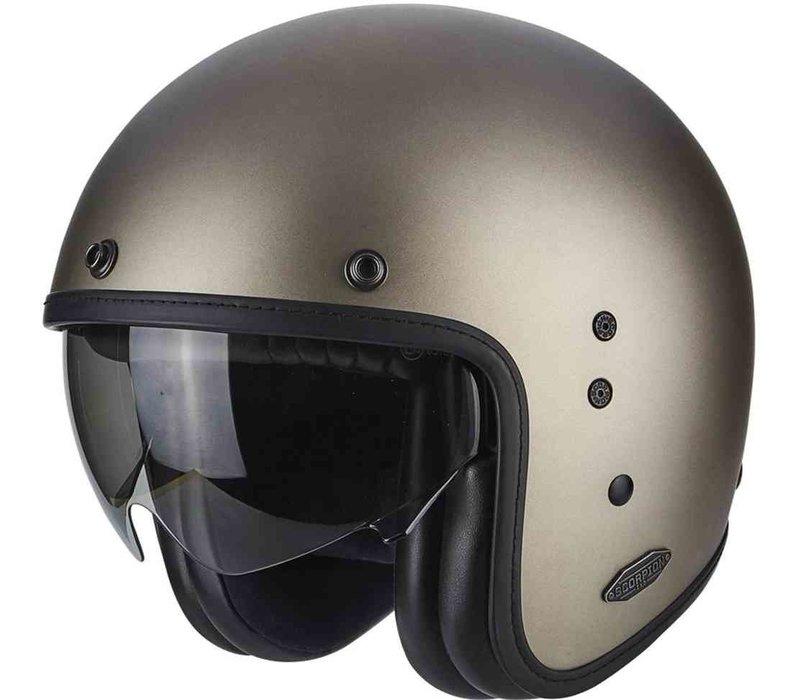 Buy Scorpion Solid  Carbon Titanium Helmet + Free Shipping!