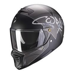 Scorpion Buy Scorpion Exo-HX1 Taktic Matt Black Silver Helmet + Free Shipping!