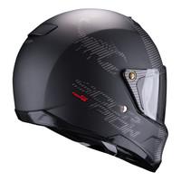 Buy Scorpion Exo-HX1 Hostium Matt Black Silver Helmet + Free Shipping!
