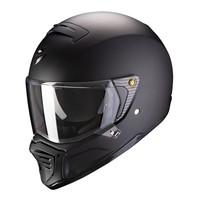 Buy Scorpion Exo-HX1 Solid Matt Black Helmet + Free Shipping!