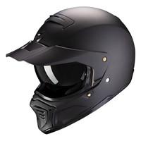 Scorpion Exo-HX1 Solid Matt Zwart Helm kopen + Gratis Verzending & Retour!