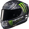 HJC Buy HJC RPHA 11 Crutchlow Replica Black Helmet? Free Additional Visor!