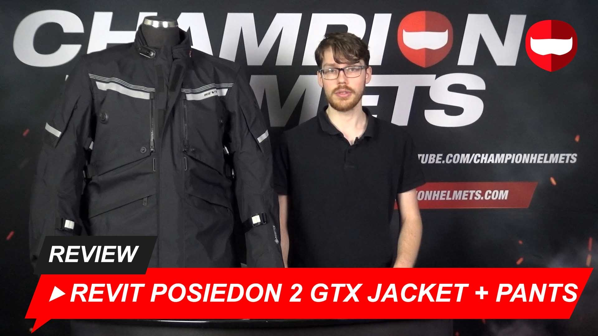 Revit Poseidon 2 GTX Jacket and Pants Review + Video