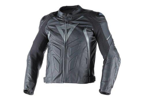 Dainese Avro D1 Кожаные Куртка черный
