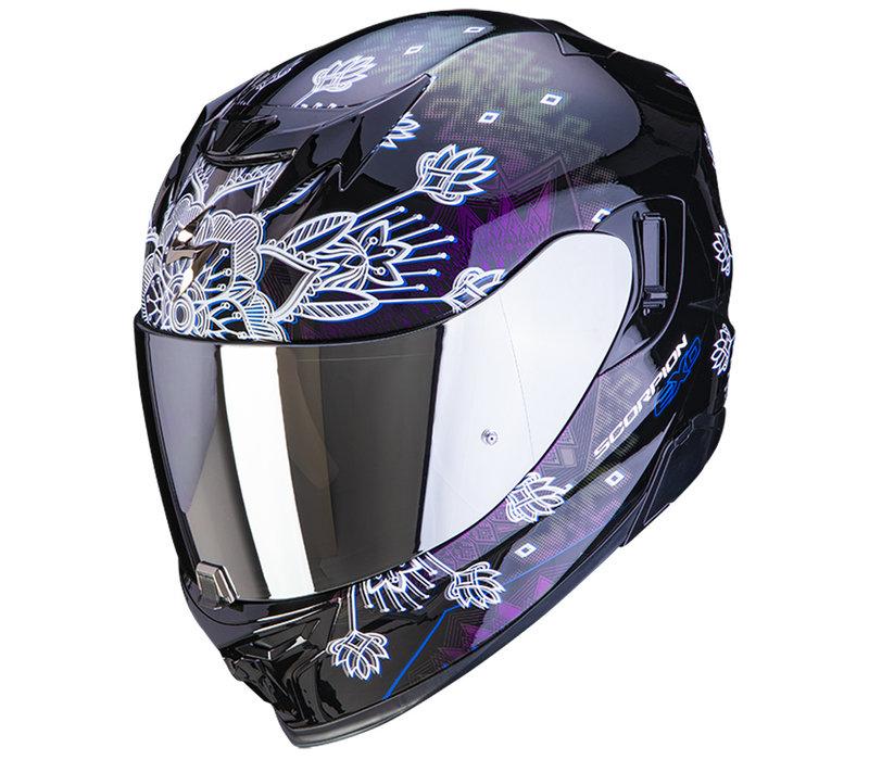 Scorpion Exo 520 Air Tina  Helmet Black Chameleon + Free Shipping!