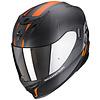 Scorpion Scorpion Exo 520 Air Laten  Helmet Matt Black Orange + Free Shipping!