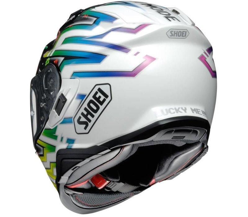 Buy Shoei GT-AIR 2 Luckycharms TC-10 helmet? + Free Additional Visor!
