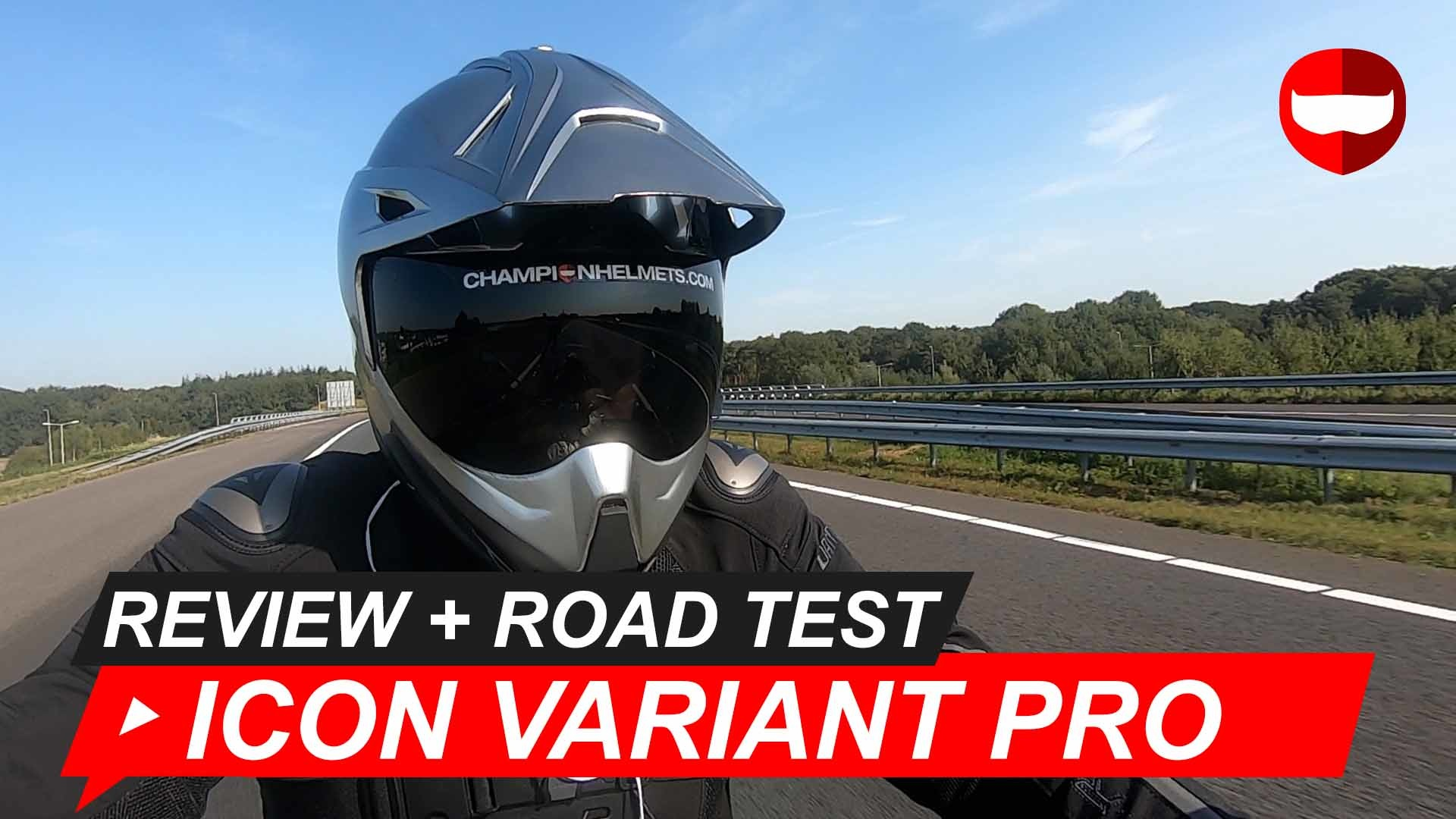 Icon Variant Pro Review and Road Test + Video