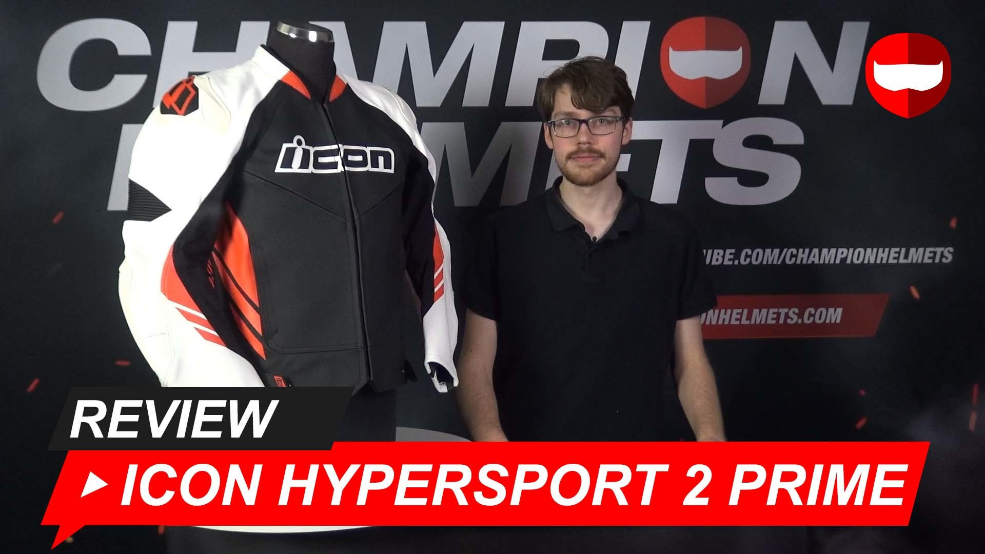 Icon Hypersport 2 Prime Jacket Review + Video